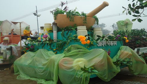 'Ayush for Holistic Health' is theme of one of the R-Day tableaux
