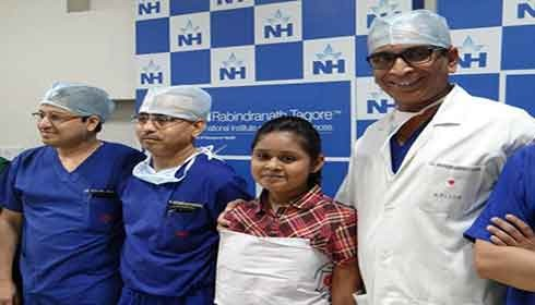 10-year-old Bangladeshi girl cured of rare genetic disorder