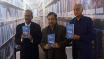 Dr Anoop Misra launching book