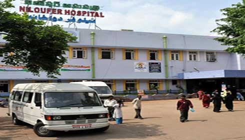 59 children injected with single syringe and needle in Hyderabad hospital