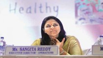 Ms Sangita Reddy