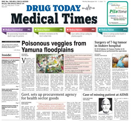 Drug Today Medical Times